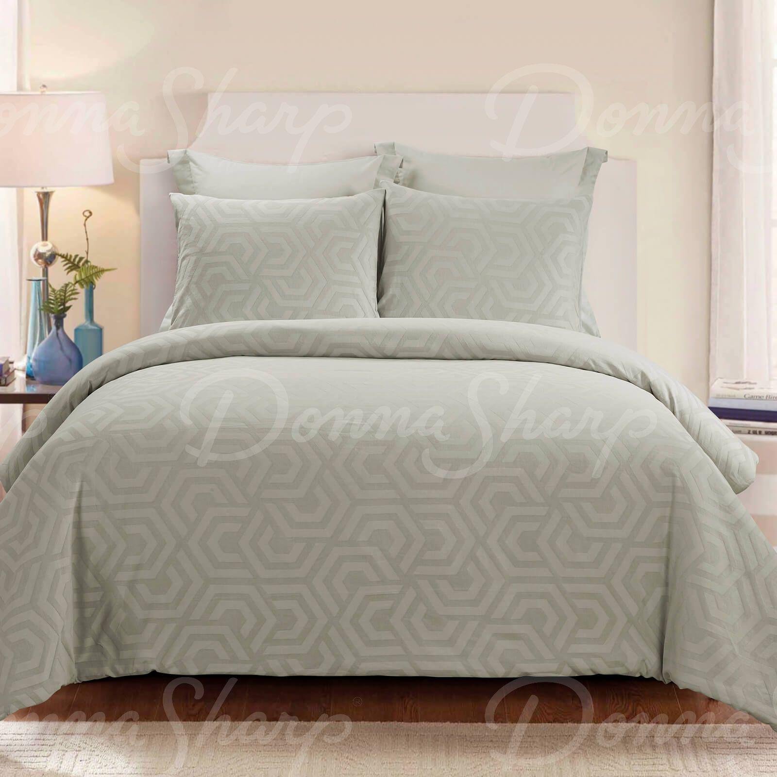 King Comforter Set Seville Sage