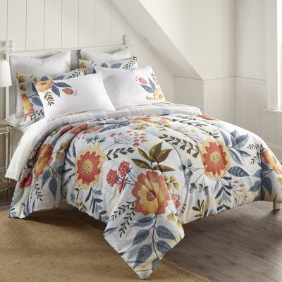Donna Sharp Coral Crush Comforter Bedding Set
