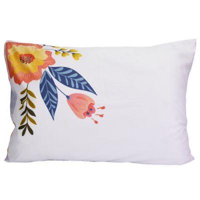 Pillowcase (King), Coral Crush 2pc