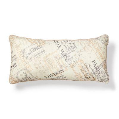 Dec Pillow, Biscotti (rect)