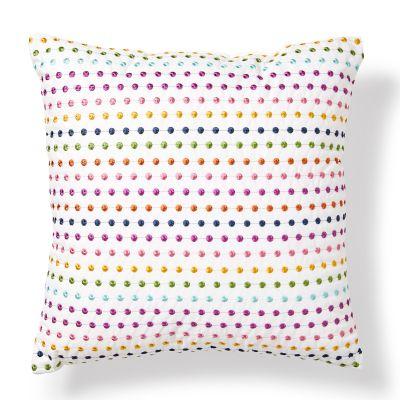 Dec Pillow, Colorful Dots