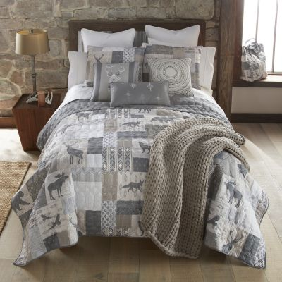 Donna Sharp Wyoming Quilted Bedding Set